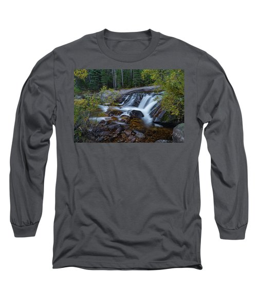 Lower Copeland Falls Long Sleeve T-Shirt