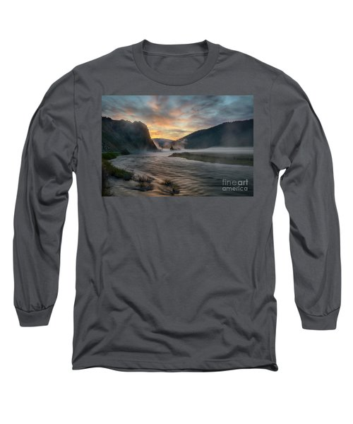 Lower Stanley Long Sleeve T-Shirt
