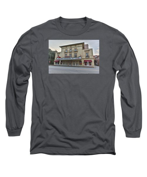 Lucas Theatre Savannah Ga Long Sleeve T-Shirt