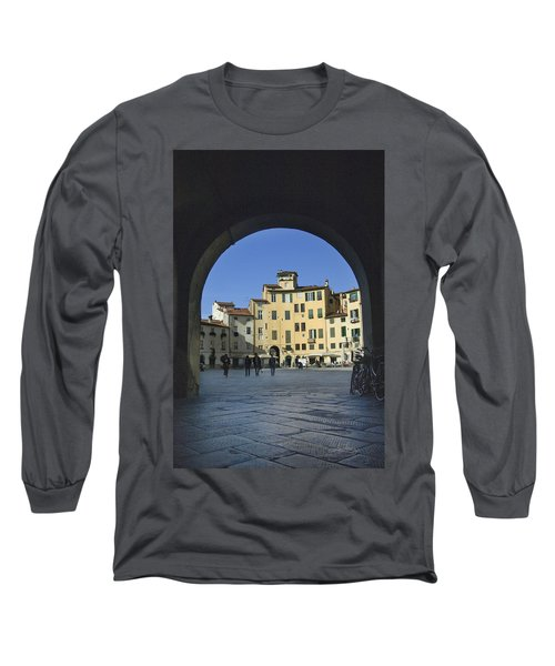 Lucca Piazza Long Sleeve T-Shirt