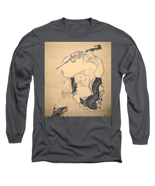 Lucky Gods Hotei Long Sleeve T-Shirt