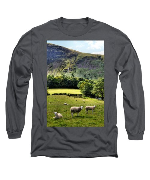 Lucky Sheep Long Sleeve T-Shirt