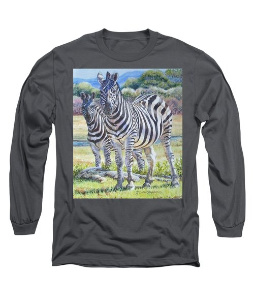 Lucky Stripes Long Sleeve T-Shirt
