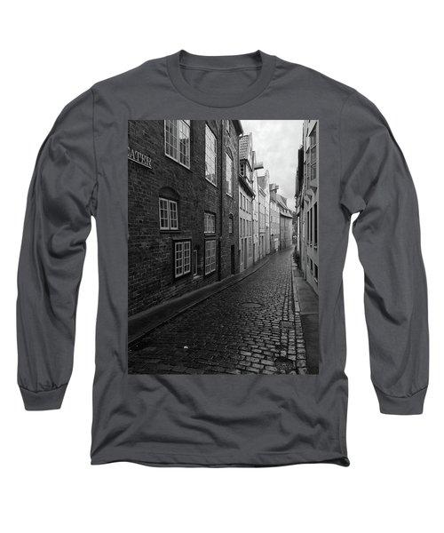 Luebeck Rainy Summer Long Sleeve T-Shirt