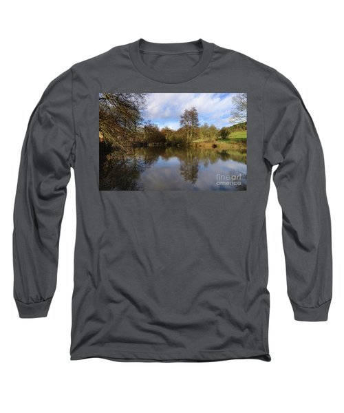 Lumsdale Pool Long Sleeve T-Shirt