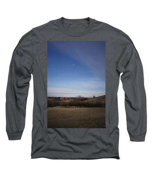 Lumsden Moon Rising Long Sleeve T-Shirt