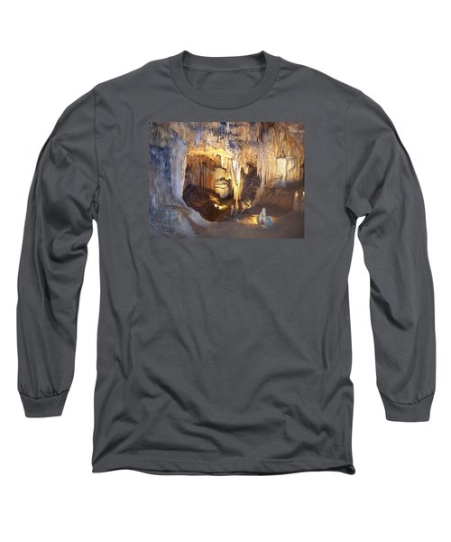 Luray Caverns Long Sleeve T-Shirt by Richard Bryce and Family