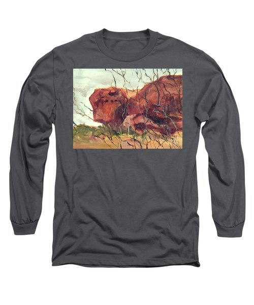 Lurking Rock Long Sleeve T-Shirt