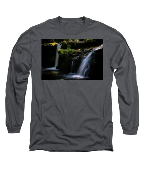 Lynn Mill Waterfalls Long Sleeve T-Shirt