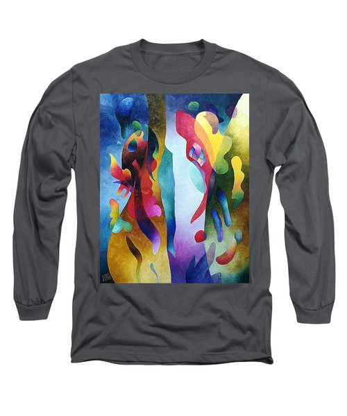 Lyrical Grouping Long Sleeve T-Shirt