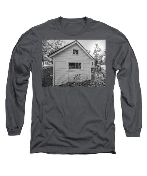 M22 Shed Long Sleeve T-Shirt