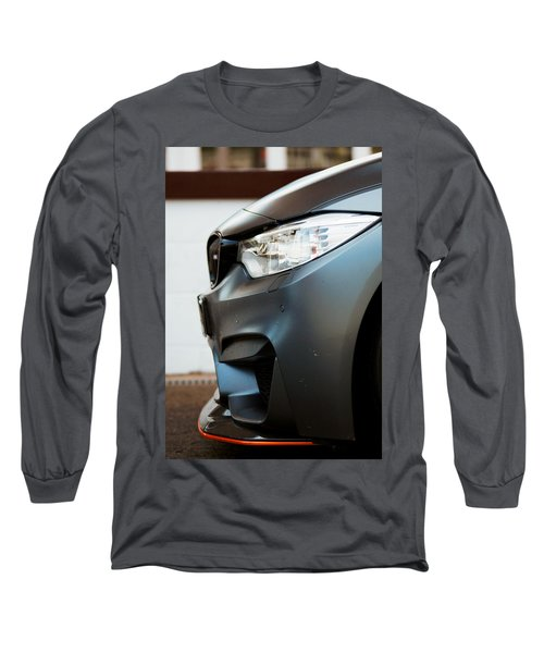 M4 Gts Profile Long Sleeve T-Shirt
