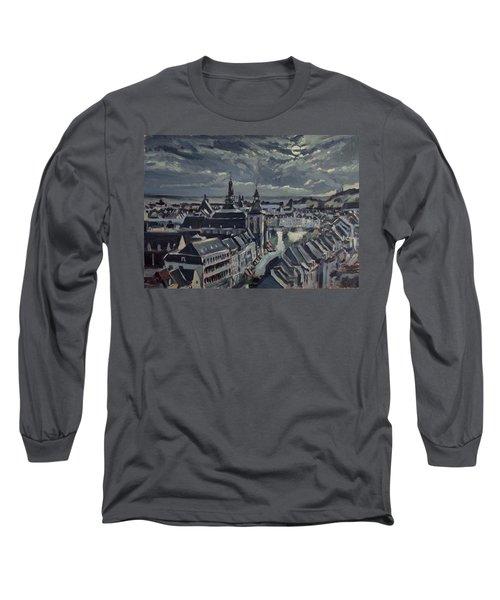 Maastricht By Moon Light Long Sleeve T-Shirt