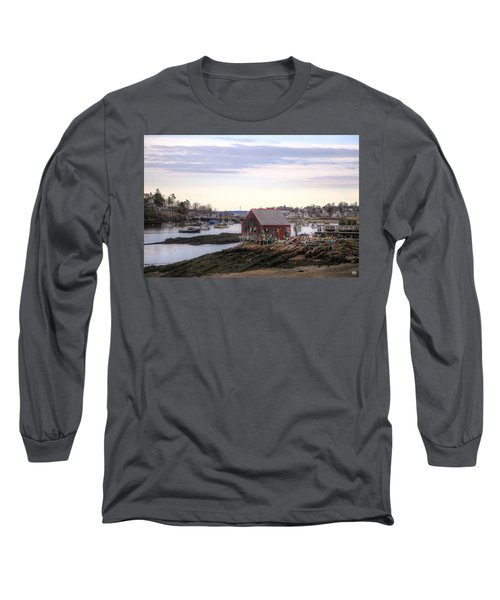 Mackerel Cove Long Sleeve T-Shirt