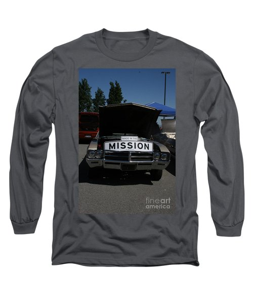 Made In The Mission Long Sleeve T-Shirt