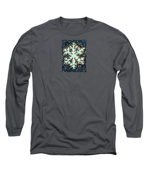 Madeline Snowflake Long Sleeve T-Shirt