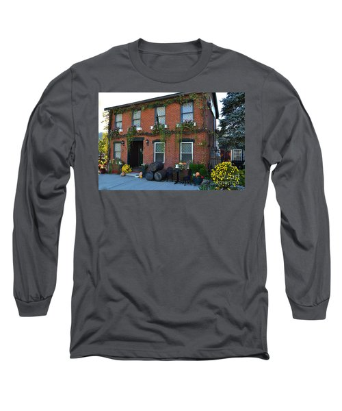 Madison Lanier Winery Long Sleeve T-Shirt