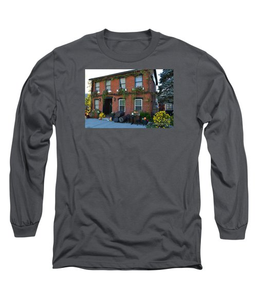 Madison Winery In Fall Long Sleeve T-Shirt