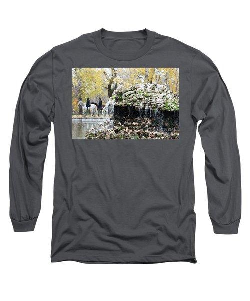 Madrid Police Long Sleeve T-Shirt