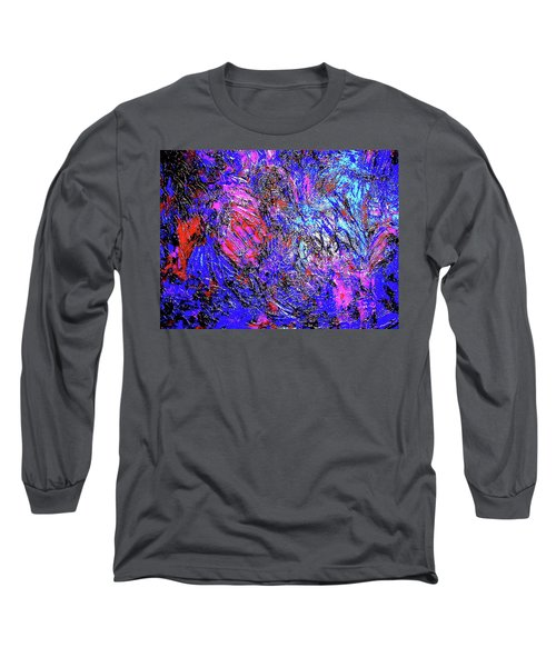 Magic Blue Long Sleeve T-Shirt
