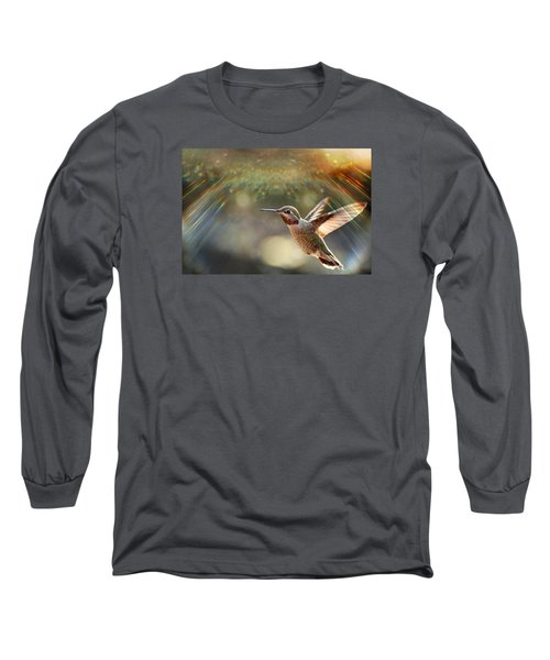 Magic Long Sleeve T-Shirt by Rory Sagner