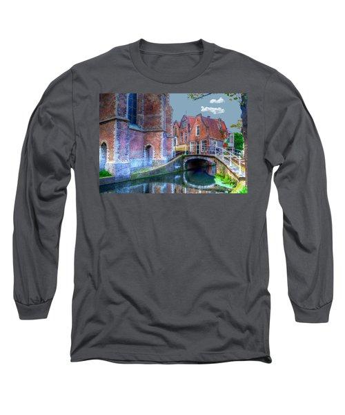 Magical Delft Long Sleeve T-Shirt