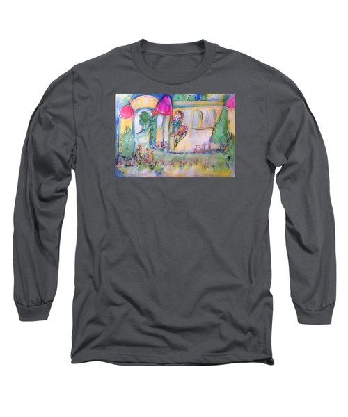 Magical Long Sleeve T-Shirt by Judith Desrosiers