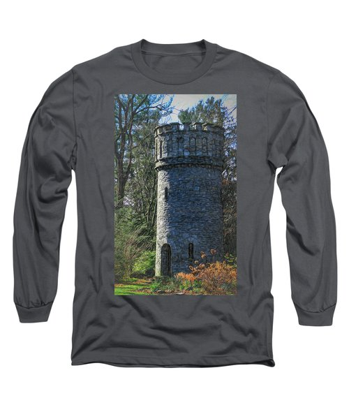 Magical Tower Long Sleeve T-Shirt