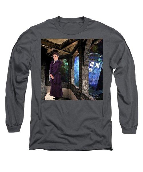 Magicians Apprentice Long Sleeve T-Shirt