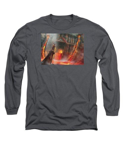 Magmatic Insight Long Sleeve T-Shirt