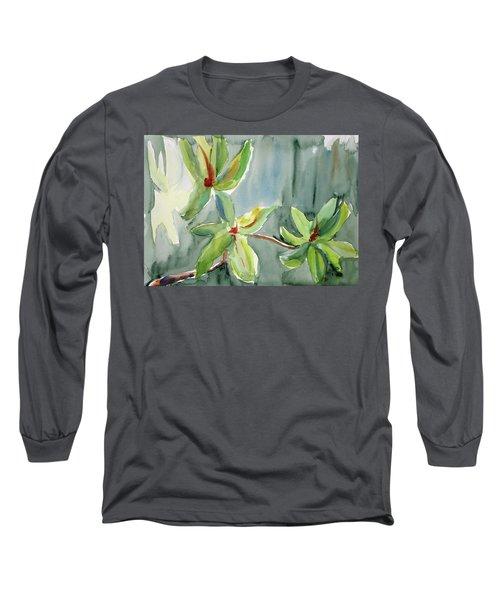 Magnolia Grove4 Long Sleeve T-Shirt by Tom Simmons