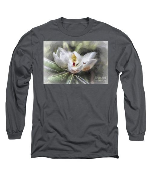 Magnolia Harvest Long Sleeve T-Shirt