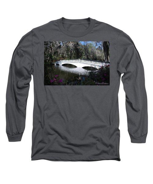 Magnolia Plantation Bridge Long Sleeve T-Shirt