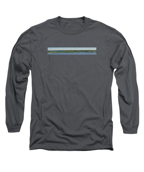 Maiden Rock, Wi Long Sleeve T-Shirt by Dan Traun