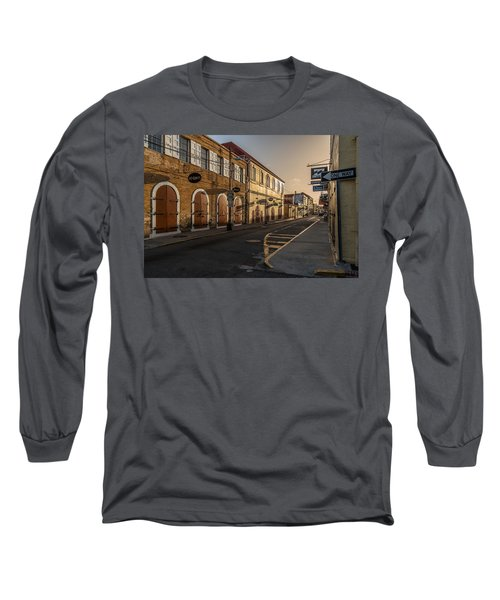 Main Street Sunday Long Sleeve T-Shirt