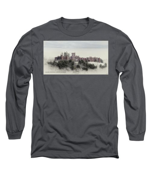 Maine Criminal Justice Academy Long Sleeve T-Shirt