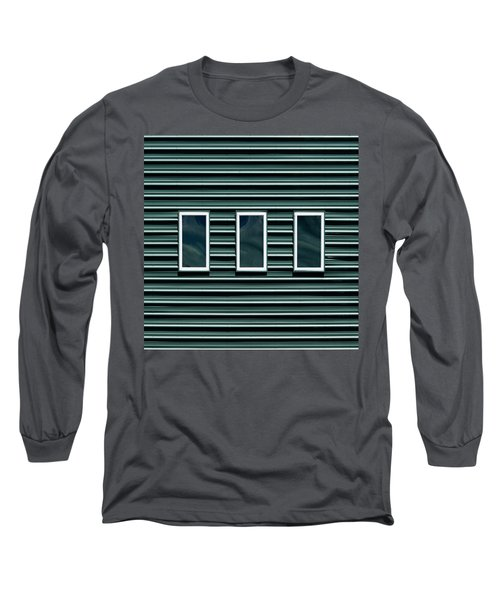 Maine Windows 2 Long Sleeve T-Shirt