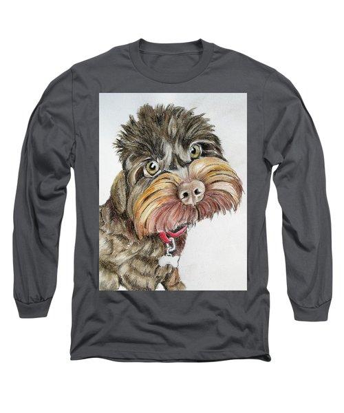 Maisie Moo Long Sleeve T-Shirt