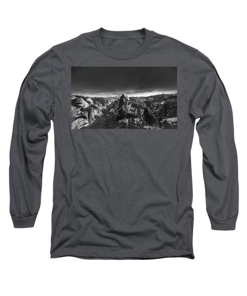 Majestic- Long Sleeve T-Shirt