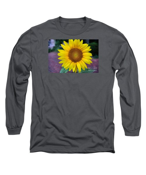 Makes  Me And You Smile Long Sleeve T-Shirt by John S