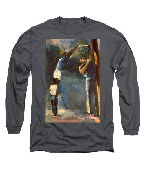 Makin Basketball Long Sleeve T-Shirt