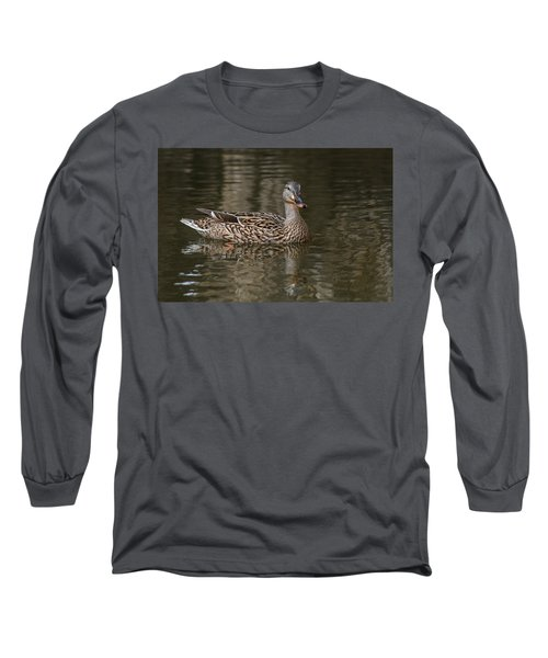Mallard Hen Long Sleeve T-Shirt