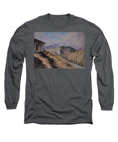 Manali Scene Long Sleeve T-Shirt