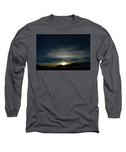 Manastash Sunrise Long Sleeve T-Shirt