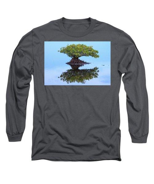 Mangrove Reflection Long Sleeve T-Shirt