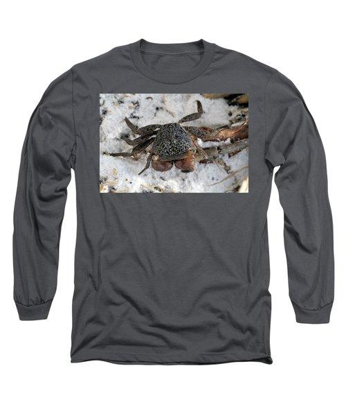 Mangrove Tree Crab Long Sleeve T-Shirt