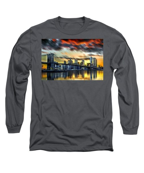 Manhattan Passion Long Sleeve T-Shirt