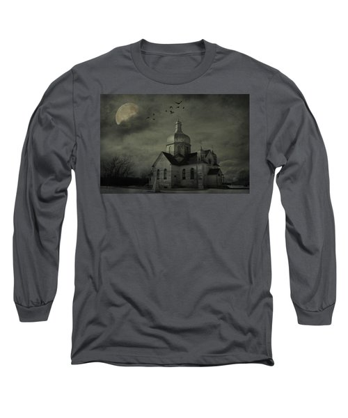 Mannerisms Of Midnight  Long Sleeve T-Shirt