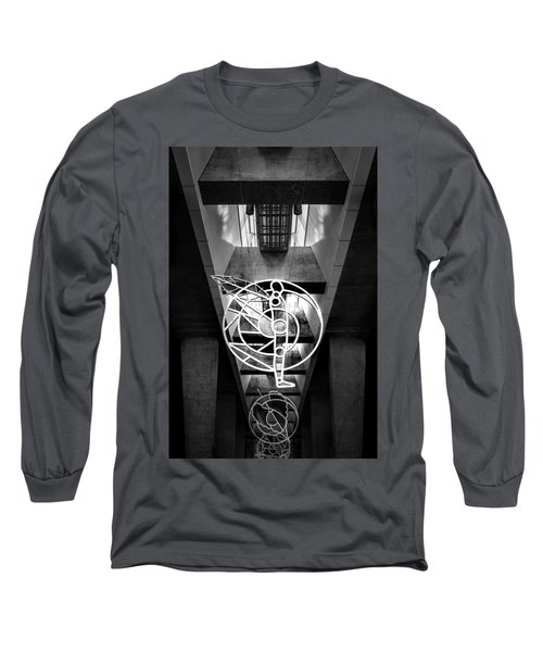 Man's Spheres Long Sleeve T-Shirt