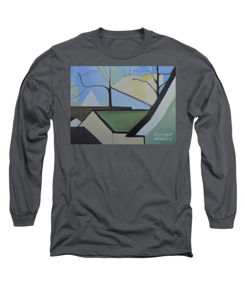 Maplewood Long Sleeve T-Shirt by Ron Erickson